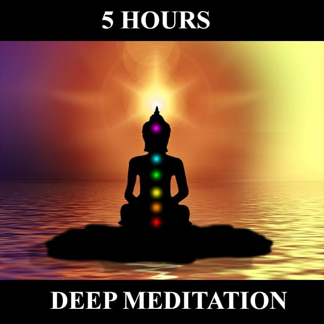 5 Hours Deep Meditation Spotify Playlists