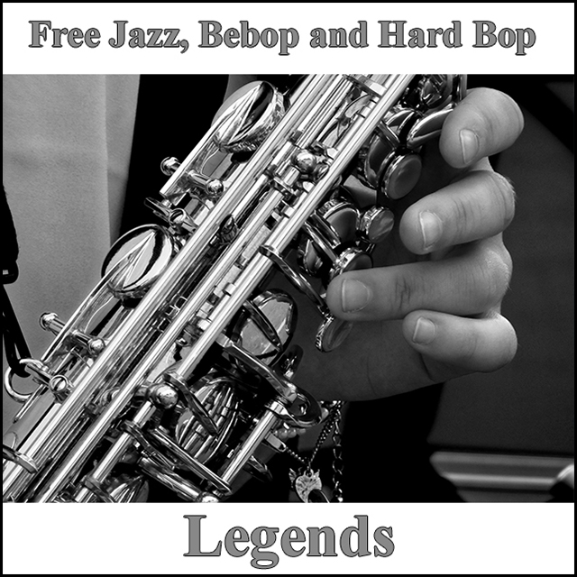 Free Jazz, Bebop, Hard Bop Legends Spotify Playlists