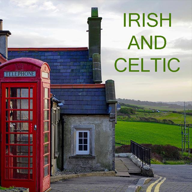 Irish and Celtic Spotify Playlists