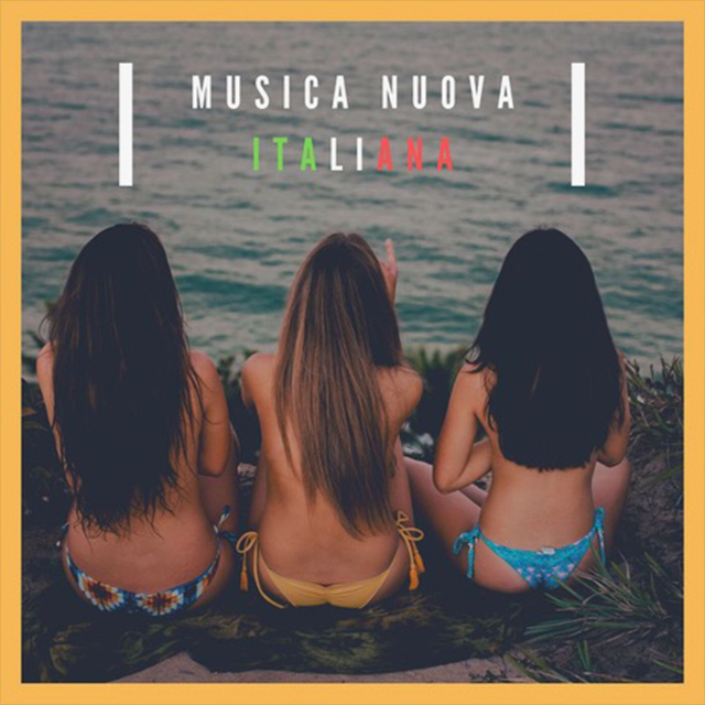 Musica Nuova Italiana Spotify Playlist