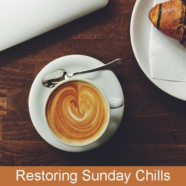 Restoring Sunday Chills Spotify Playlists