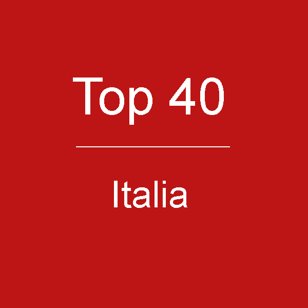 Top 40 Italia Playlist