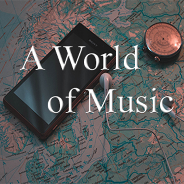 A World of Music Spotify Playlists