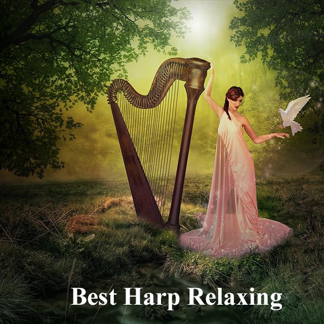 Best Harp Relaxing Spotify Playlists