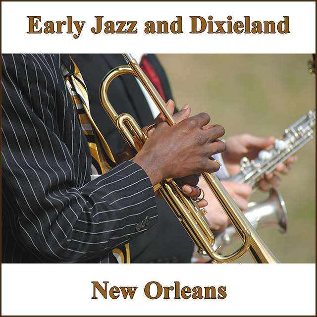 Early Jazz and Dixieland New Orleans Spotify Playlists