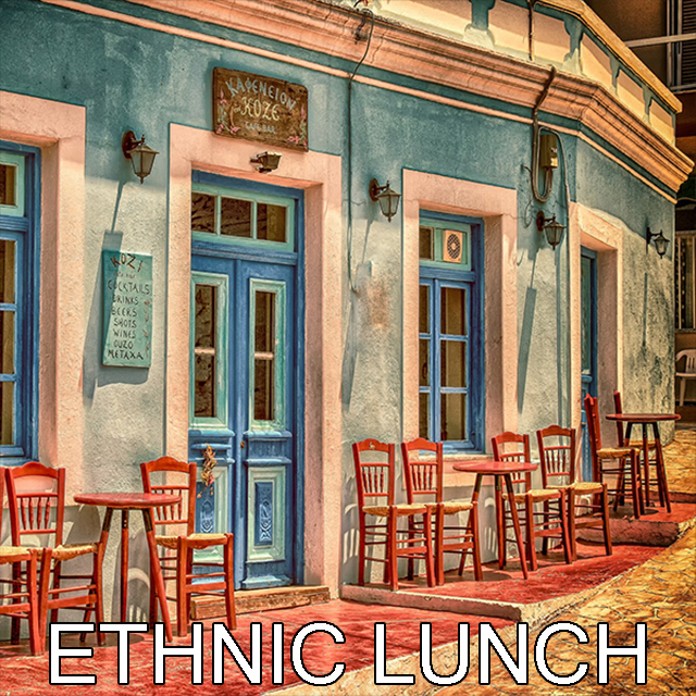 Ethnic Lunch Spotify Playlists