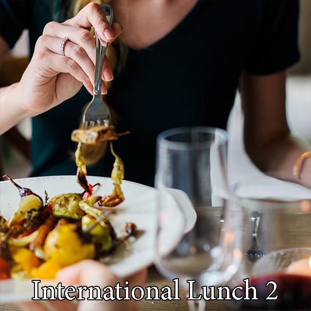 International Lunch 2 Spotify Playlists