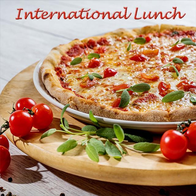 International Lunch Spotify Playlists