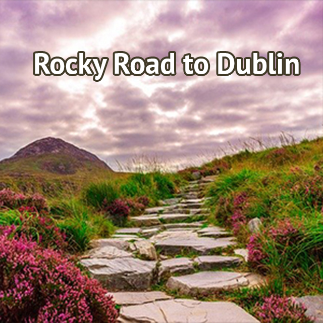 Rocky Road to Dublin Spotify Playlists