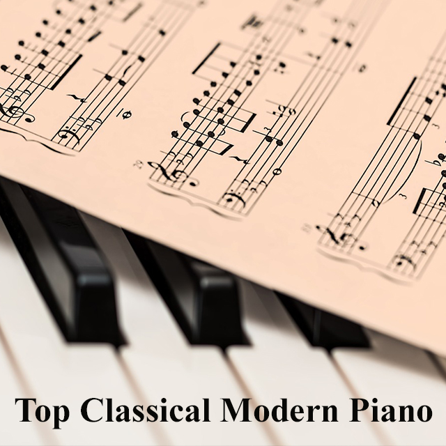 Top Classical Modern Piano Spotify Playlists